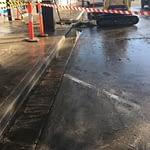 water drainage repair