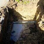 civil leading plumbing pipe drainage