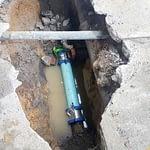civil plumbing road
